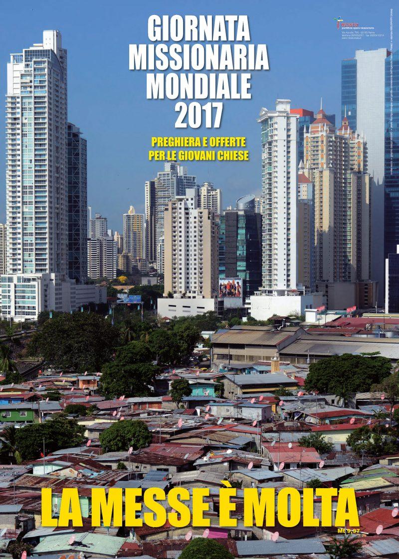 Giornata missionaria mondiale 2017